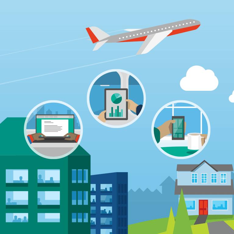 Conozca más sobre Enterprise Mobility Suite.