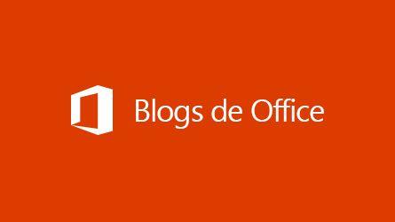 Logotipo de Blogs de Office, leer un artículo sobre el archivado de datos de terceros en Office 365