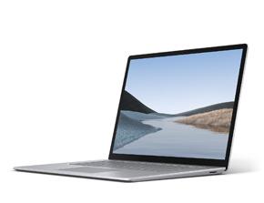 Presentación de Surface Laptop 3