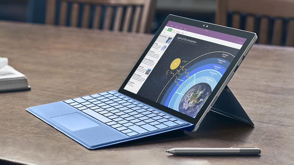 Inicio De La Familia Dispositivos Microsoft Surface
