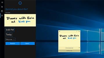 Integración de Cortana con las aplicaciones