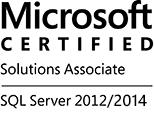 MCSA: SQL Server 2012