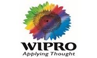 Logotipo de WIPRO, lee cómo WIPRO usa Exchange Online para cumplir con reglamentos