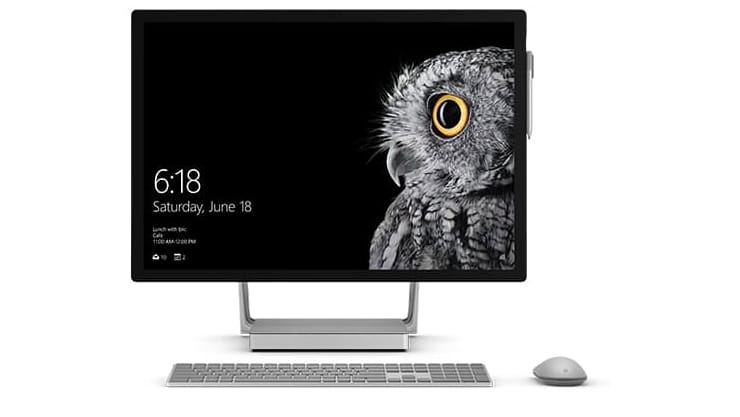 Equipos todo en uno con Windows 10