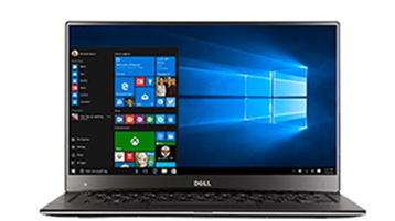 Equipo portátil con Windows 10