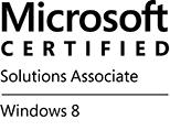 Microsoft Certified Solutions Associate Windows 8