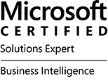 Microsoft Certified SolutionsExpert: Business Intelligence