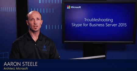 Troubleshooting Skype for Business Server 2015