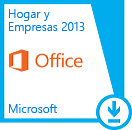 Office Hogar y Empresas 2013