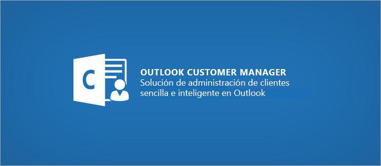 Logotipo de Outlook Customer Manager
