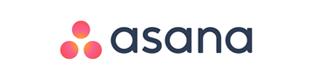Logotipo de Asana