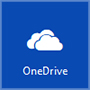 OneDrive'i ikoon