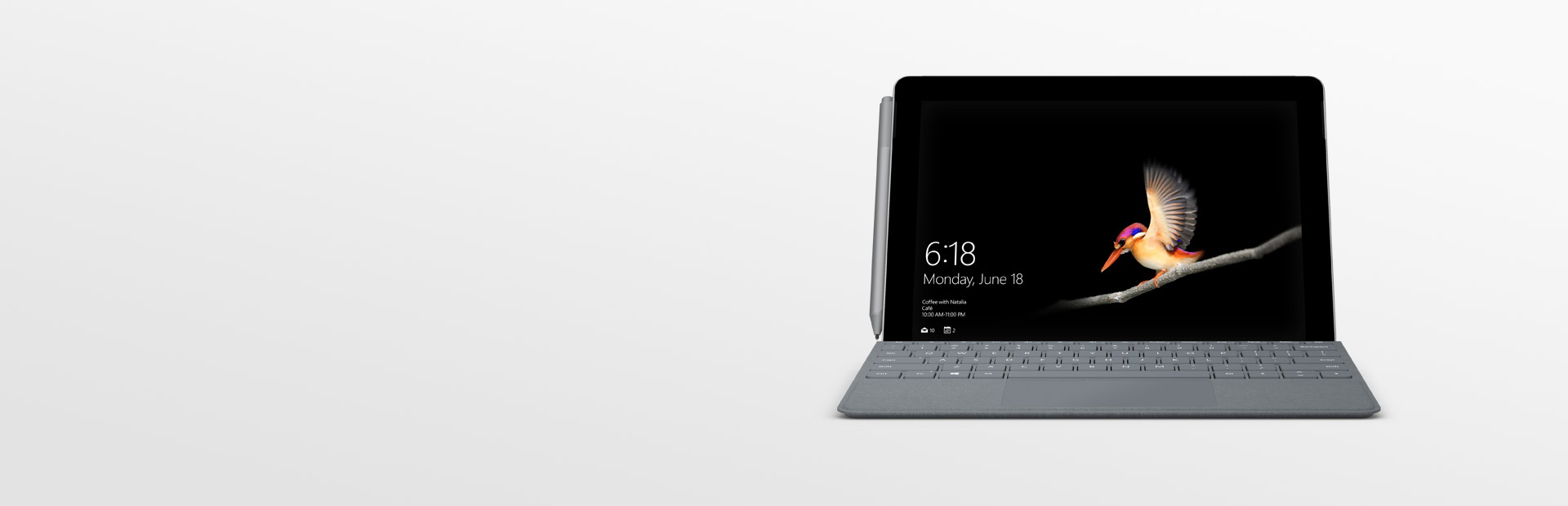 Surface Go ja Surface-kynä