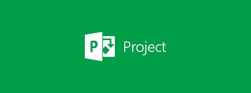Project-logo, opi asentamaan ja määrittämään Project Server