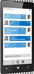 Lync 2013 for Windows Phone