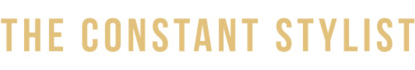 The Constant Stylist -logo