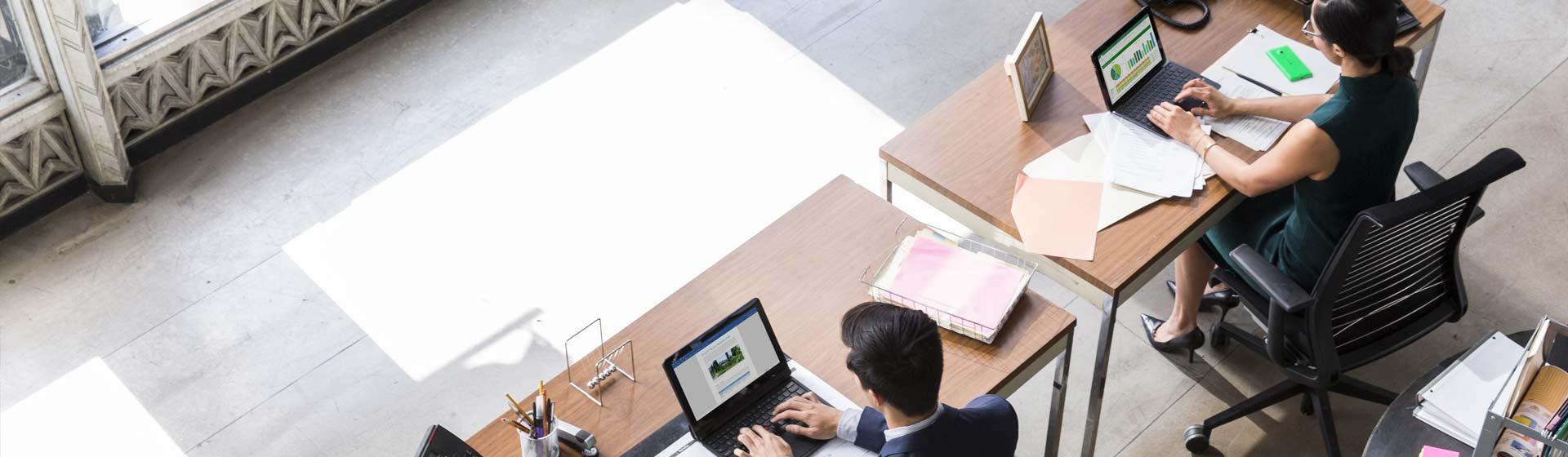 Saat enemmän vastinetta rahallesi – päivitä Office 2013:stä Office 365:een jo tänään