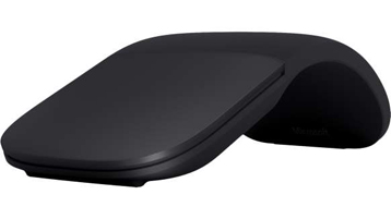 Microsoft Arc Mouse (musta)
