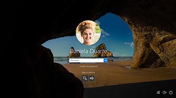 OneDrive-tiedostojen käyttö tarvittaessa