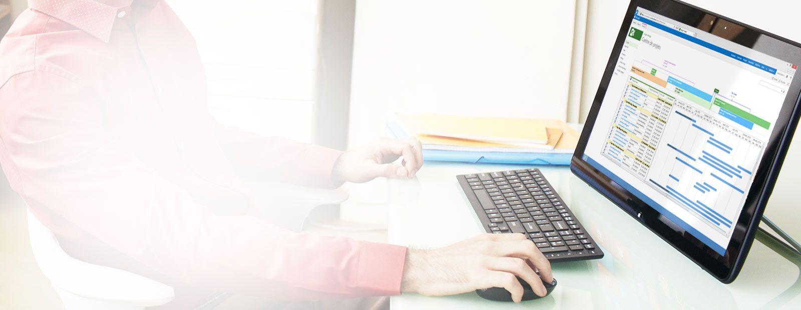 Project Online avec Project pour Office 365