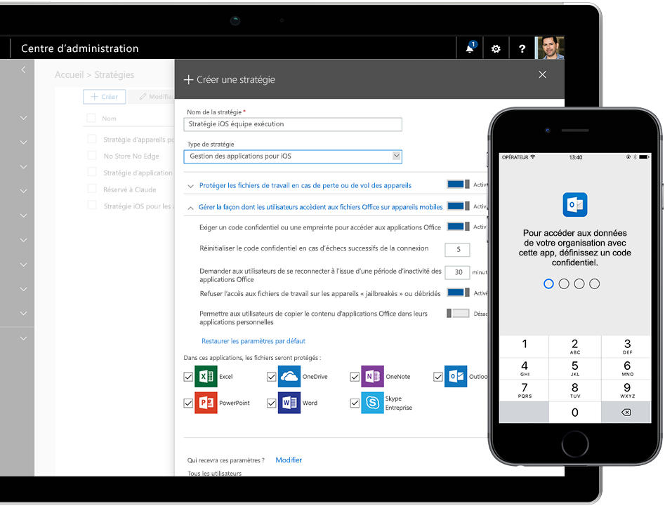 Liste SharePoint affichant des demandes de congé et une automatisation Flow pour envoyer un message électronique personnalisé lors de l'ajout d'une nouvelle demande de congé