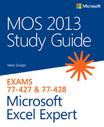 MOS2013 Study Guide for MicrosoftExcel Expert