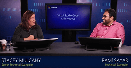 Using Node.js with Visual Studio Code