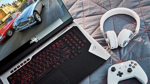Un PC de jeu Windows 10