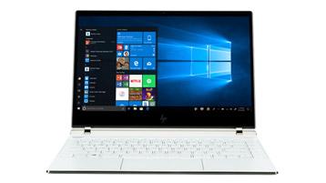 Un appareil 2-en-1 Windows10.