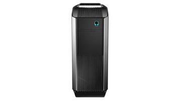 Une tour d'ordinateur noire pour les jeux