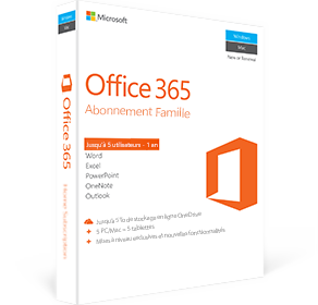 Office 365 Famille
