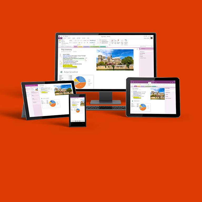 Essayez Office365 gratuitement pendant unmois.