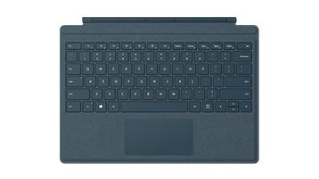Clavier Signature Type Cover pour Surface Pro bleu cobalt