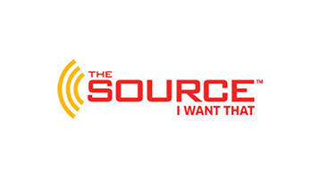 Logo de The Source