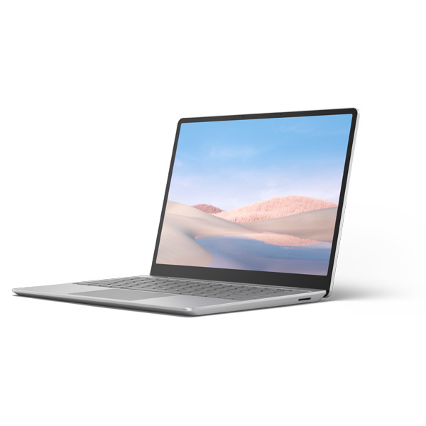présentation du Surface Laptop Go