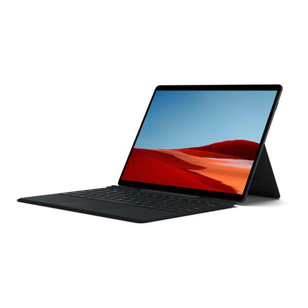 rendu de la Surface Pro X avec le clavier Surface Pro X Signature