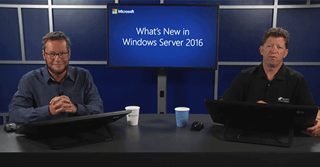 >What's New in Windows Server 2016