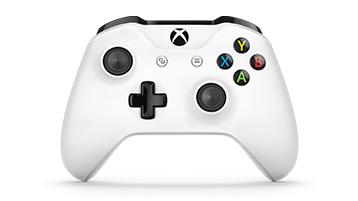 Manette sans fil Xbox rouge