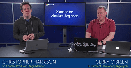 Xamarin for Absolute Beginners