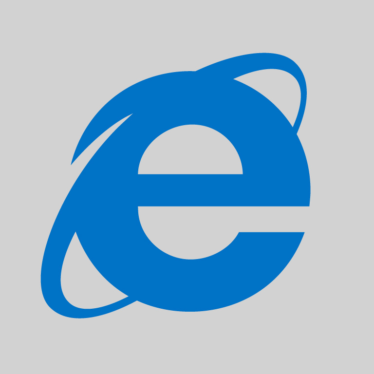 Téléchargez aujourd'hui la dernière version d'Internet Explorer.