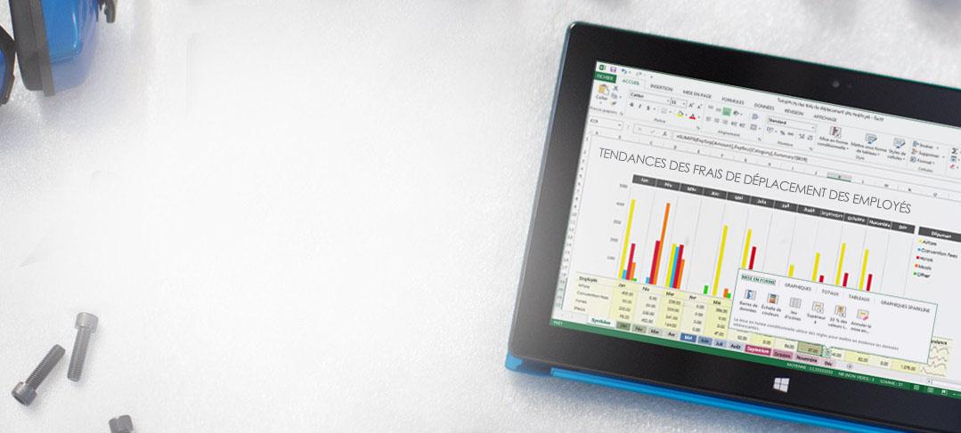 Office365. Des outils professionnels sur lesquels vous pouvez compter lorsque vous en avez besoin.