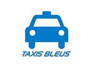 Taxis Bleus