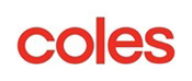 Logo Coles Supermarkets