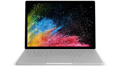 Surface Book2 avec écran PixelSense™ de 15pouces