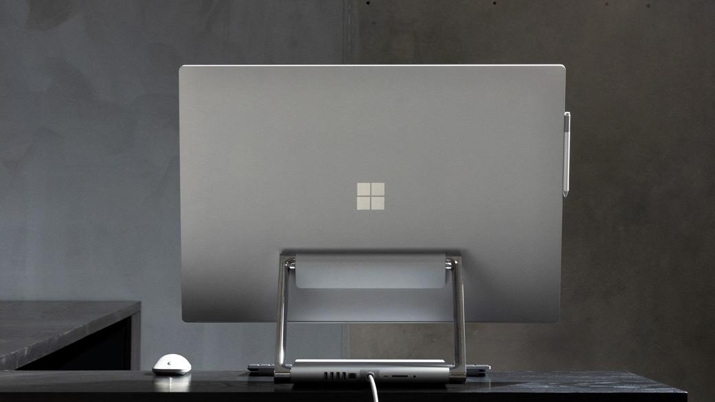 Le nouveau SurfaceStudio 2