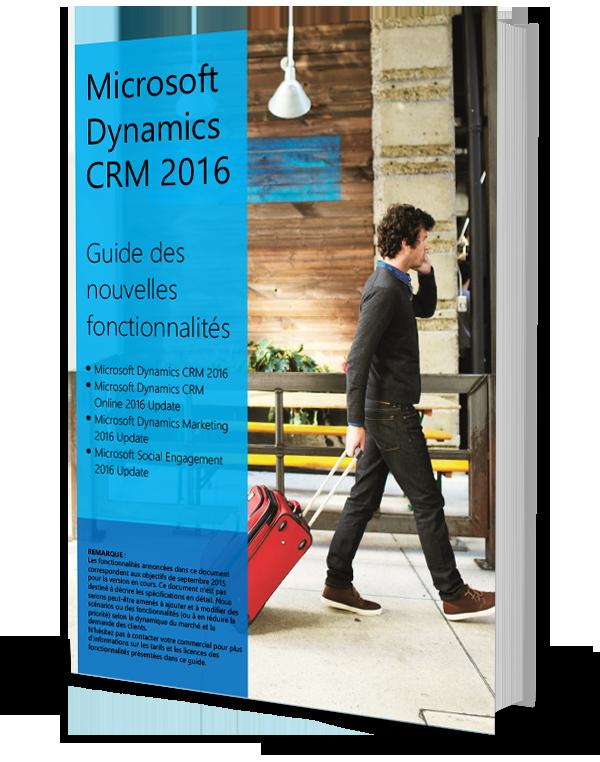 Microsoft Dynamics CRM 2016