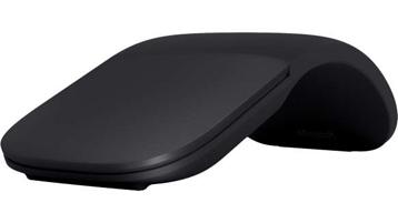 Souris Microsoft Arc Mouse (Noir)
