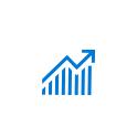 Icône représentant le secteur financier