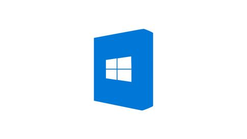Icône système d'exploitation Windows
