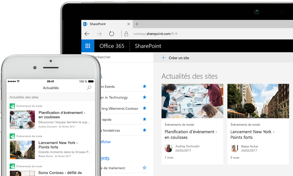 Sharepoint 2016 Outils De Collaboration En 233 Quipe